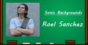 Sonic Backgrounds - Roel Sanchez