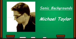 Sonic Backgrounds Michael Taylor