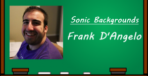 Sonic Backgrounds - Frank D'Angelo