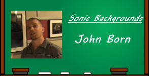 Sonic Backgrounds - John Born