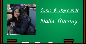 Sonic Backgrounds - Naila Burney