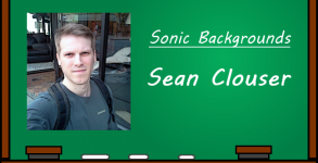 Sonic Backgrounds - Sean Clouser
