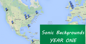 Sonic Backgrounds - Year 1 Map