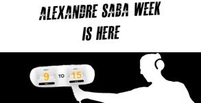 Alexandre Saba week